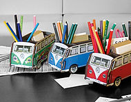 Volkswagen, Pencil Box, Organizer