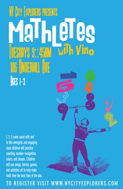 Mathletes poster