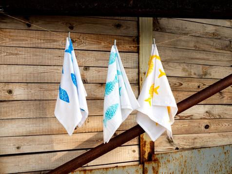 TZATZA towels