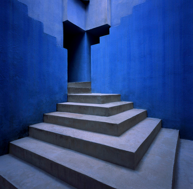 La Muralla Roja Calpe, Spain Architect: Ricardo Bofill,  Year:1968
