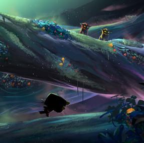 MKO Concept Art- SpaceSheep Studio