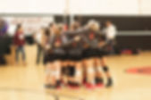 Volleyball High School Azle Christian School ACS LYS Love Your Smile Photography