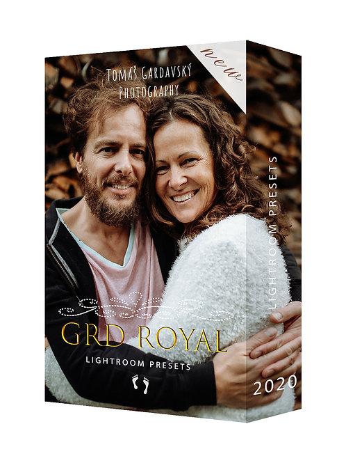 GRD Royal Lightroom Presets