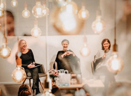 Reportážní Focení pro Women's Talks Live