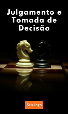 Julgamento e Tomada de Decisão