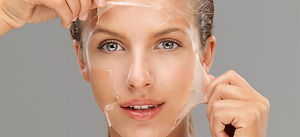 Peeling TCA femme visage au centre laser de Deauville