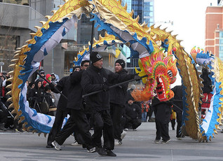 Calgary Chinese Cultural Centre presents the Chinese New Year Carnival