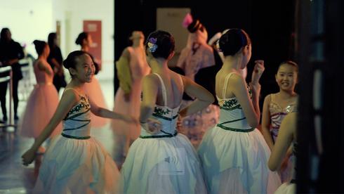 SHANGHAI DANCE FILM