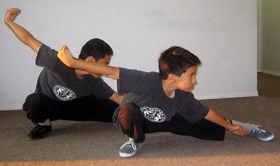 Shaolin Classes, Family Class