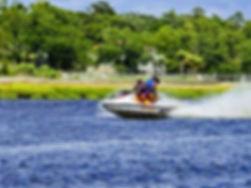 Jet Ski Dolphin Tour