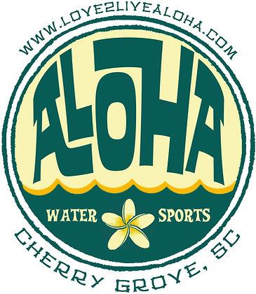 Aloha Classic Sticker