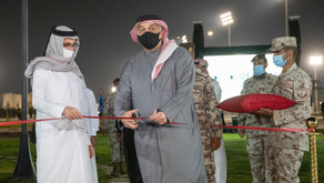 World's largest, record-breaking calisthenics park opens in Qatar