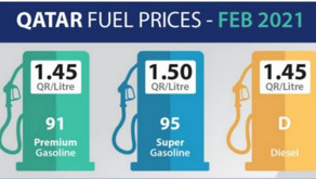 Qatar Petroleum increases fuel prices for February 2021