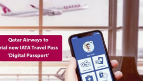 Qatar Airways to try out IATA Travel Pass