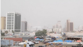 Sandstorm blankets parts of Qatar, visibility less than 2km: QMD