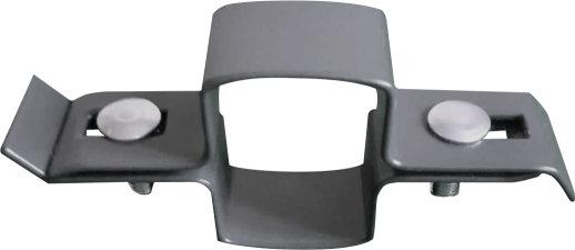 Montageschellen für Zaunpfosten (Easy Clips) | Für Zwischenpfosten |10 Stk.