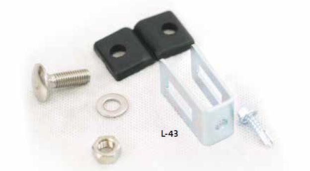Anschlussklemme strong für Stabmatten - universal (10 Stk. Set)