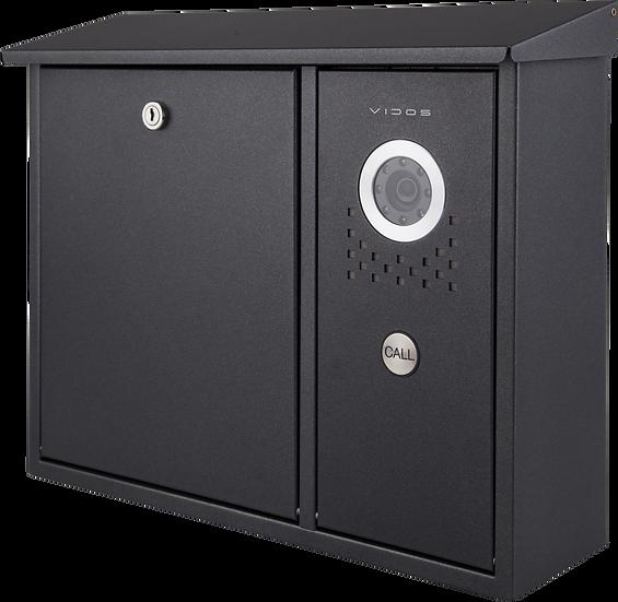 PREMIUM-Briefkasten mit Audio- / Videofunktion