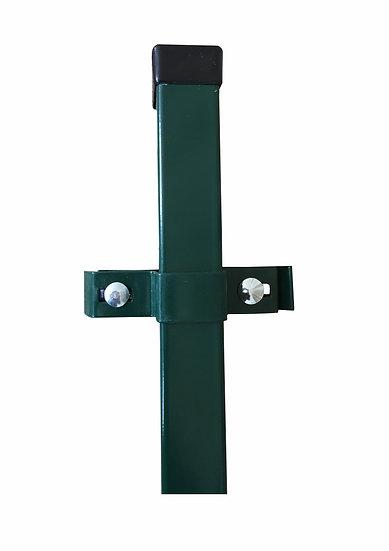 Doppelstabmatten-Pfosten STANDARD 60/40 mm