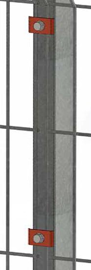 Bogenförmige Universalverbinder BUDGET - Long (5 Stk. Set)