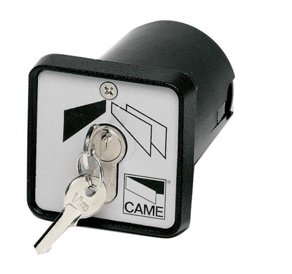 CAME Schlüsseltaster SET-I, UP mit Profilzylinder, (Schlüsselschalter)