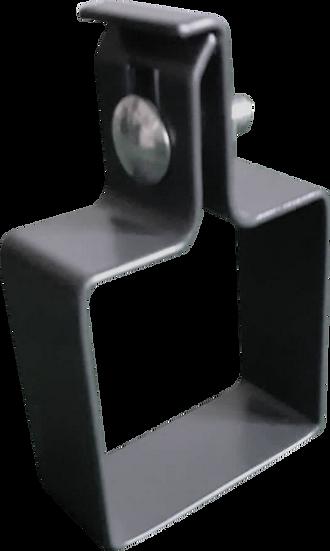 Montageschellen für Torpfosten 80x80 (Easy Clips) | 3 Stk.