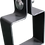 Thumbnail: Montageschellen für Torpfosten 80x80 (Easy Clips) | 3 Stk.