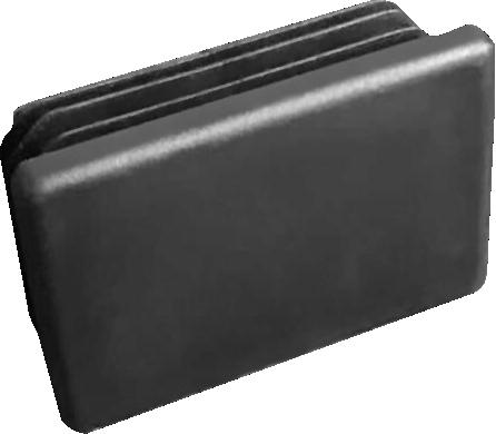 Pfostenkappe für 60/40 mm Zaunpfosten aus Kunststoff (30 Stk.)
