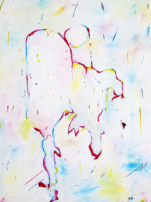 Passion 40in x 30in
