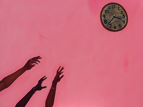 Borrowed Time 4ftx5ft