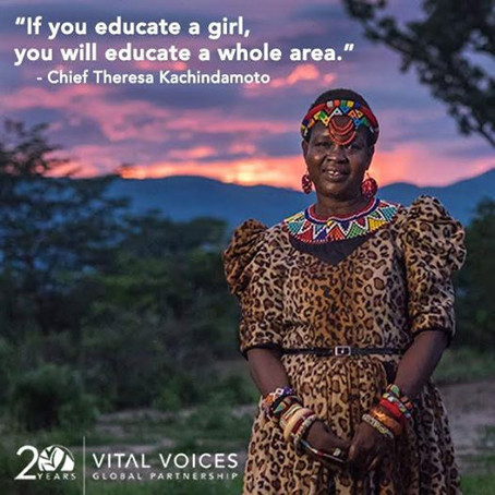 Theresa Kachindamoto est l'un de ces héros.