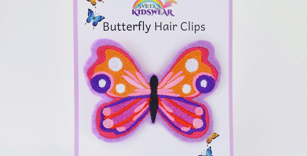 Sensational Butterfly Hair Clip