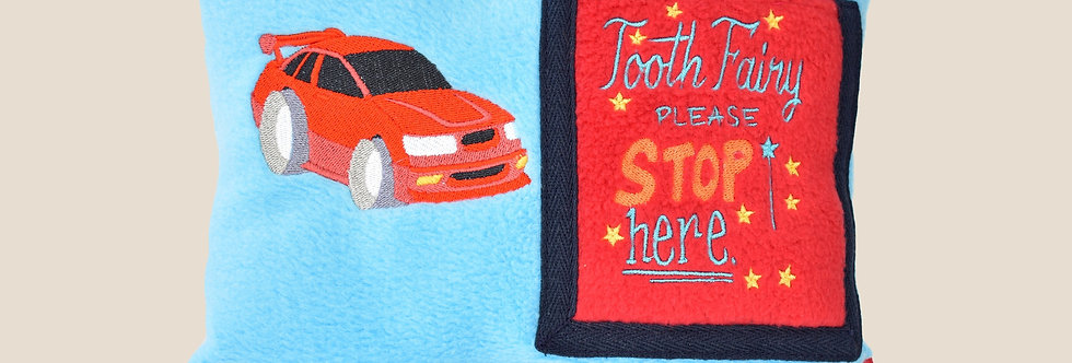 Stylish Tooth Fairy Pillow