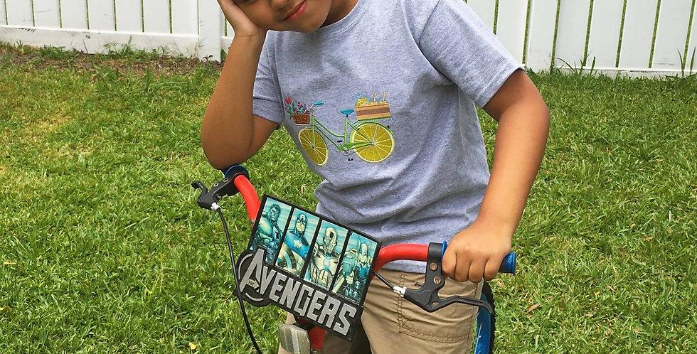 Lemonade Bicycle T-Shirt