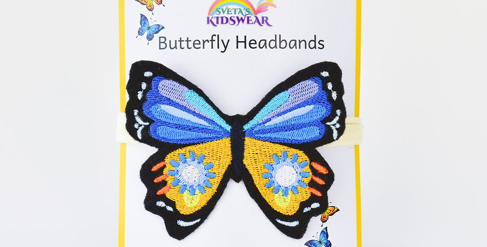 Fantastical Butterfly Headband