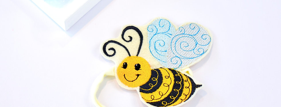 Friendly Bumblebee Headband