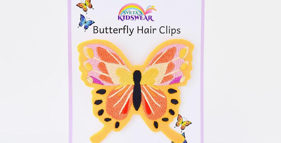 Fabulous Butterfly Hair Clip