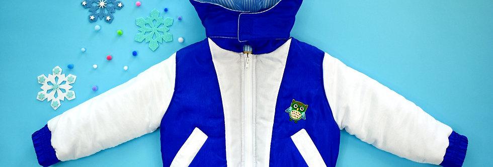 Cozy Hooded Jacket
