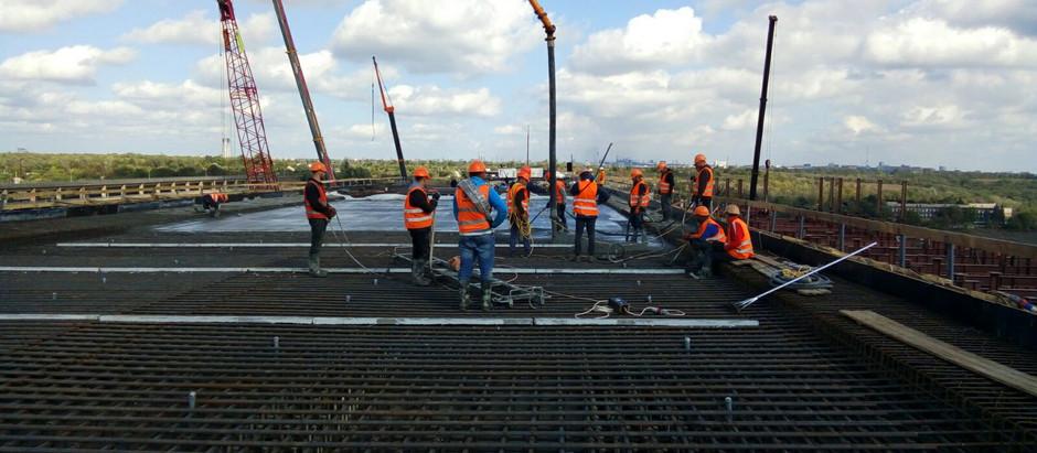 Запорізькі мости: апдейт перебігу будівництва