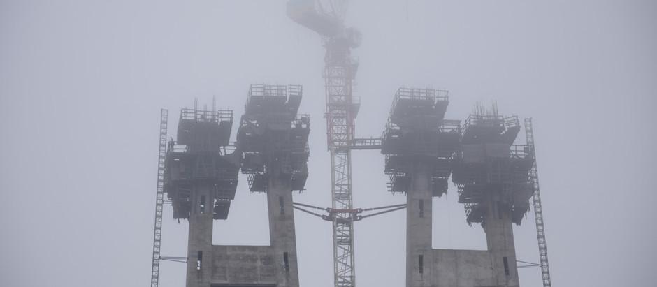 Рік безупинного будівництва запорізьких мостів: що вже зроблено