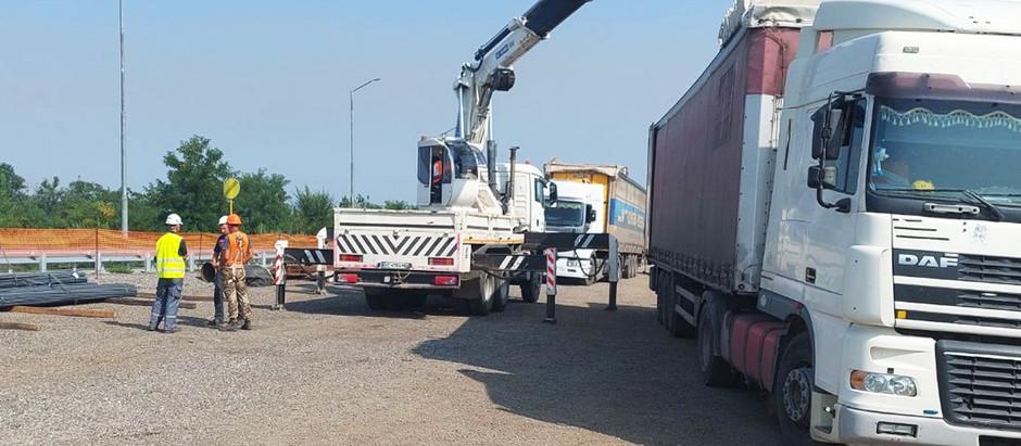 Демонтаж конструкцій та роботи з бетонування: що наразі відбувається на будівництві АТМ