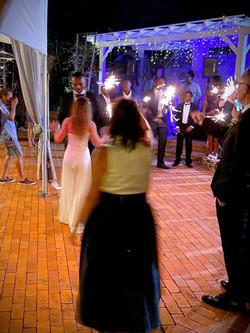 Plenty of room for dancing!