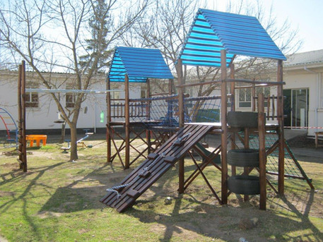 Rustics Timber play systems