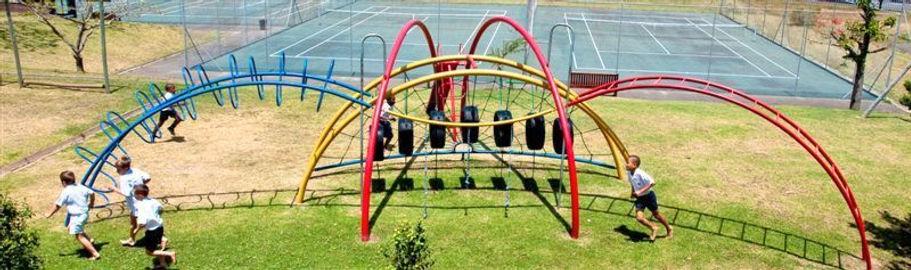 Rustics Tarantula Play System