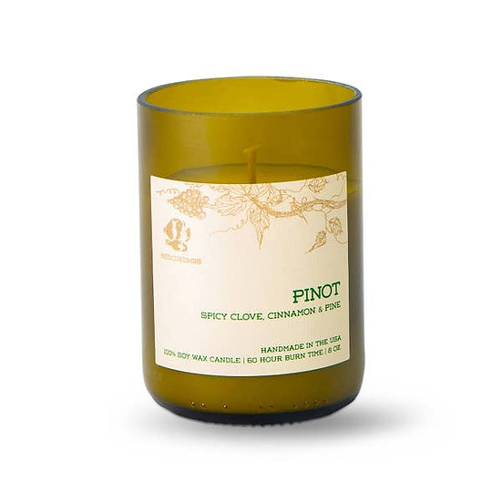 Pinot Noir Soy Candle