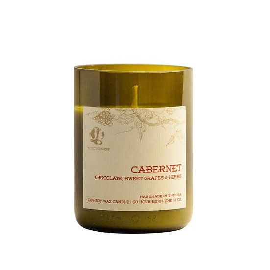 Cabernet Soy Candle
