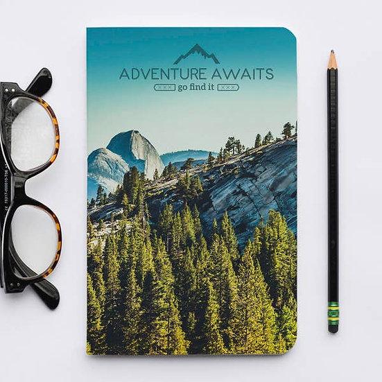 Adventure Awaits -Yosemite