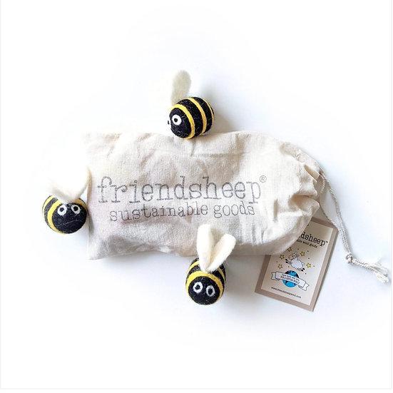 Berta The Honey Bee And Sisters