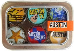 Austin Magnet - Six Pack