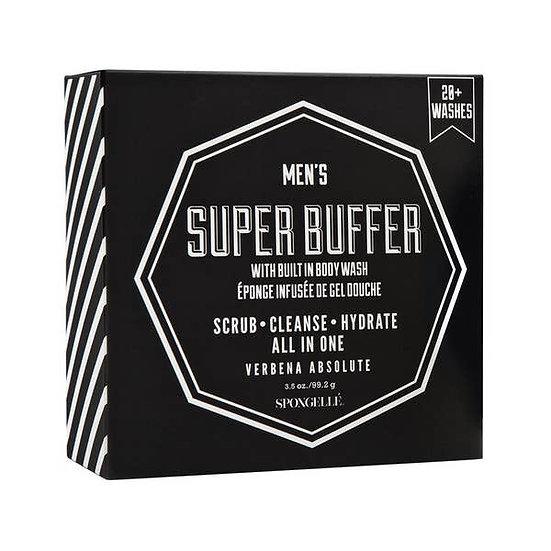 "Spongelle - MEN""S Super Buffer - Verbena Absolute"